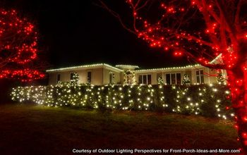 outdoor christmas lighting tips from expert, christmas decorations, diy, lighting, outdoor living, seasonal holiday decor