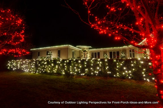 Outdoor christmas lighting tips from expert christmas decorations diy lighting outdoor living