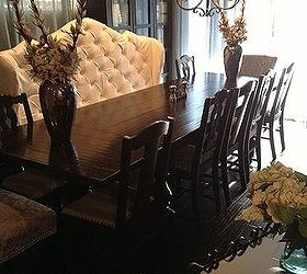How To Make A Highback Dining Bench Hometalk
