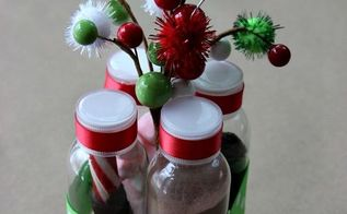 how to make the perfect hot cocoa kit gift, crafts, seasonal holiday decor