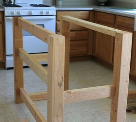 How To Make A Pallet Kitchen Island For Less Than 50 Dollars, Diy, Kitchen Part 58