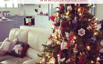 natasha in oz holiday home, christmas decorations, seasonal holiday decor, Holiday Home Tour