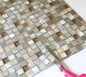 How to Make a Mosaic Tile Lamp Shade Hometalk