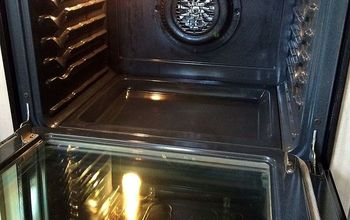 Cleaning Your Oven - An Experiment and a Lesson Learned
