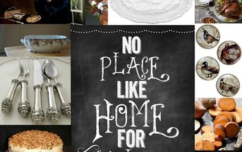 Home For The Holidays: Thanksgiving Ideas and Entertaining Tip
