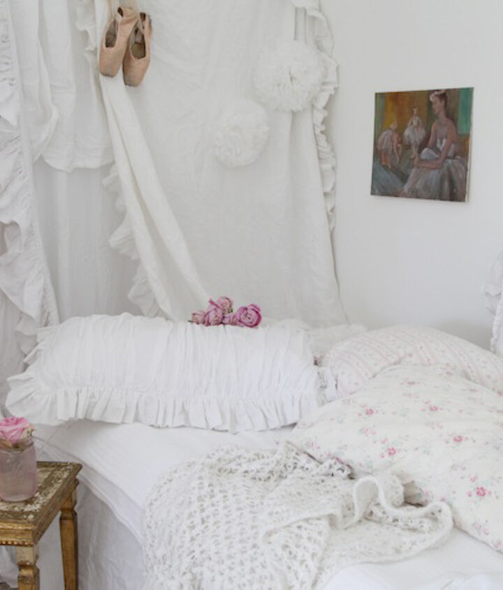 How To Set Up A Spare Room With Shabby Chic Style Hometalk