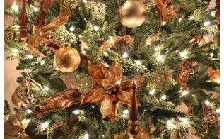 tips to create a designer christmas tree, christmas decorations, crafts, seasonal holiday decor