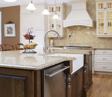 custom kitchen makeover, home improvement, kitchen design