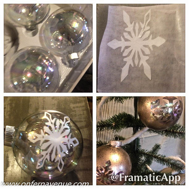 how to make mercury glass christmas ornaments christmas decorations crafts seasonal holiday decor