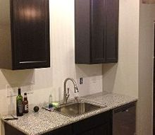 how to do your own real granite countertops, concrete masonry, countertops, diy