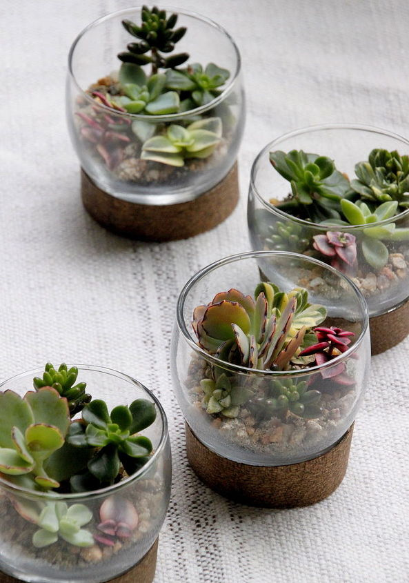 This Adorable Table Setting Doubles As A Take Home Gift