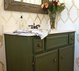 Superieur A Stunning Bathroom Makeover Anyone Can Pull Off, Bathroom Ideas, Painting