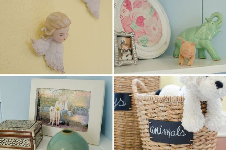 Decor Ideas For A Yellow-Green-Blue Nursery