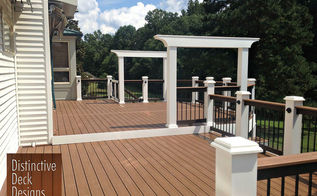 unique decks and deck design ideas, decks, outdoor living, Composite Decks