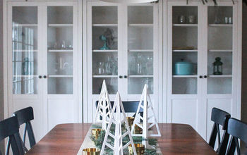 Holiday Ready Dining Room Reveal
