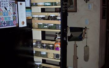 Spice and Herb Shelf
