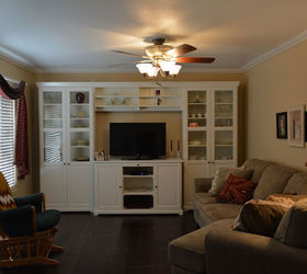 Family Room Remodel Idea, Home Decor, Living Room Ideas, Wall Decor,  Woodworking