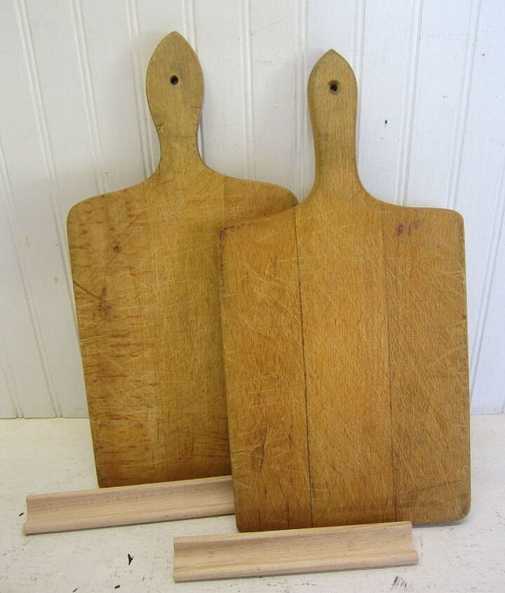 how a cutting board and scrabble game piece can make your life easier, crafts, repurposing upcycling, woodworking projects