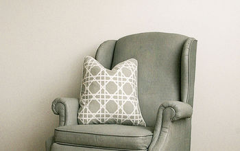 pro tips for painting upholstery, painted furniture, reupholster