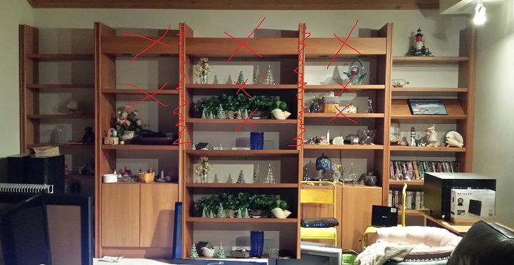 q ideas for build ins, diy, living room ideas, shelving ideas, storage ideas, woodworking projects