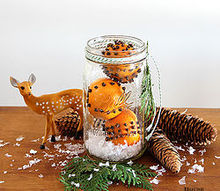 your friends and family will love this amazing smelling gift, christmas decorations, mason jars, seasonal holiday decor