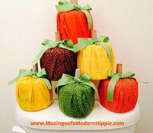 easy no sew thanksgiving decorations, seasonal holiday decor, thanksgiving decorations