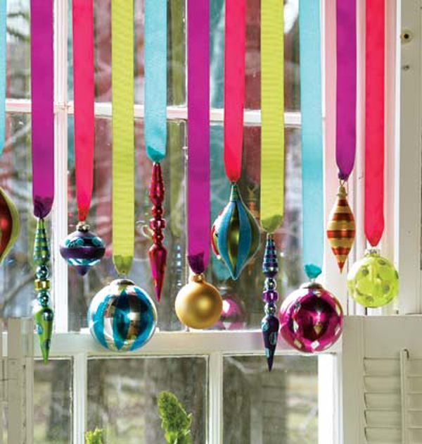 ideas for decorating windows for christmas christmas decorations seasonal holiday decor windows - How To Decorate Windows For Christmas