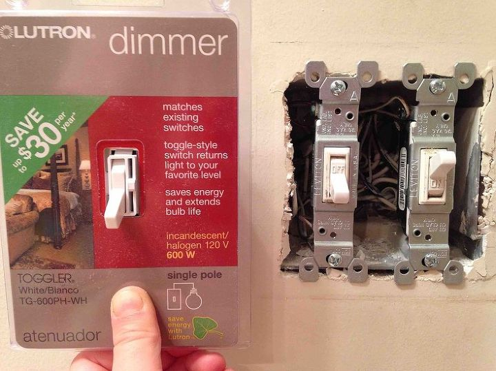 q dimmer switch questions, diy, electrical, home maintenance repairs, lighting