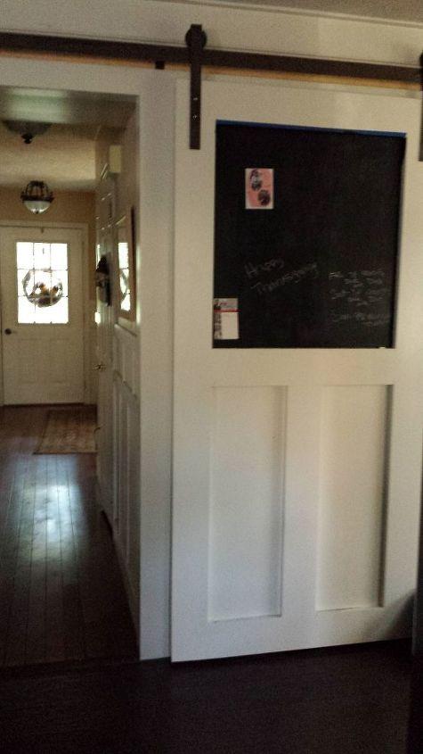 How To Build A Pantry Barn Door Hometalk