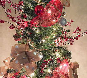 Attractive How To Make A Twig Tree Topper, Christmas Decorations, Crafts, Seasonal  Holiday Decor