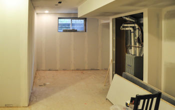 Finishing Our Basement With Smartwall