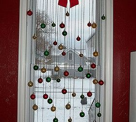 Great Diy Christmas Window Decoration, Christmas Decorations, Home Decor, How To,  Seasonal Holiday Images