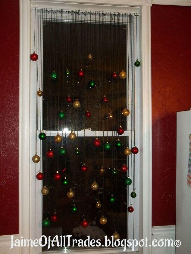 diy christmas window decoration christmas decorations home decor how to seasonal holiday