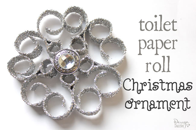 Christmas Ornaments Made From Recycled Toilet Paper Rolls Hometalk