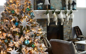 A Teal & Green Vintage Inspired Christmas Home Tour