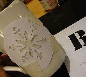 DIY Sharpie Christmas Mugs | Hometalk