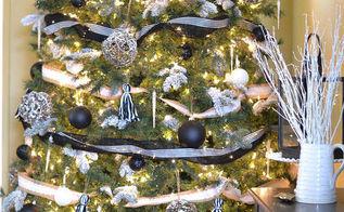 how to make a basket christmas tree skirt, christmas decorations, crafts, seasonal holiday decor