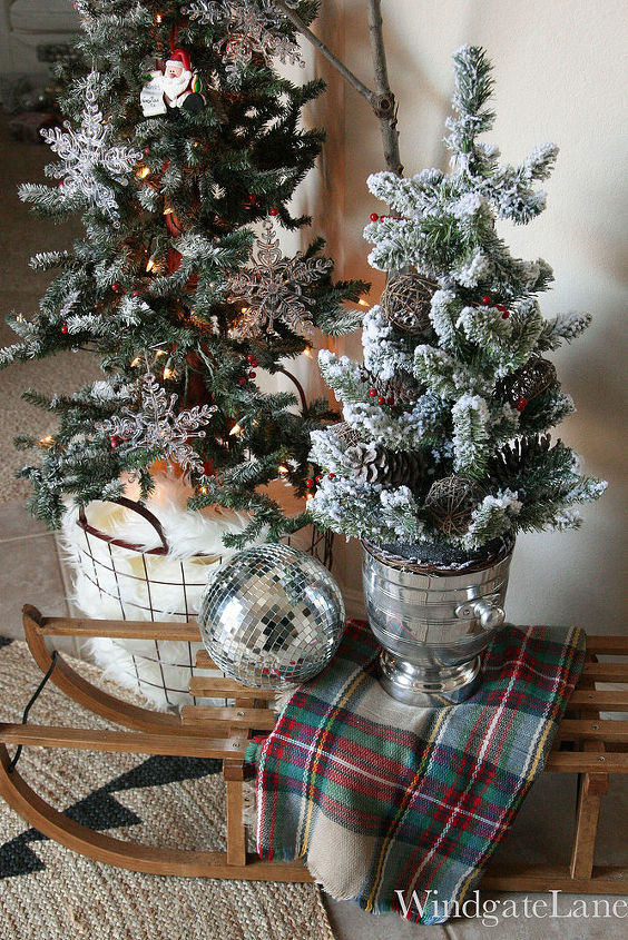 Inspiration Ideas For Rustic And Glam Christmas Decor
