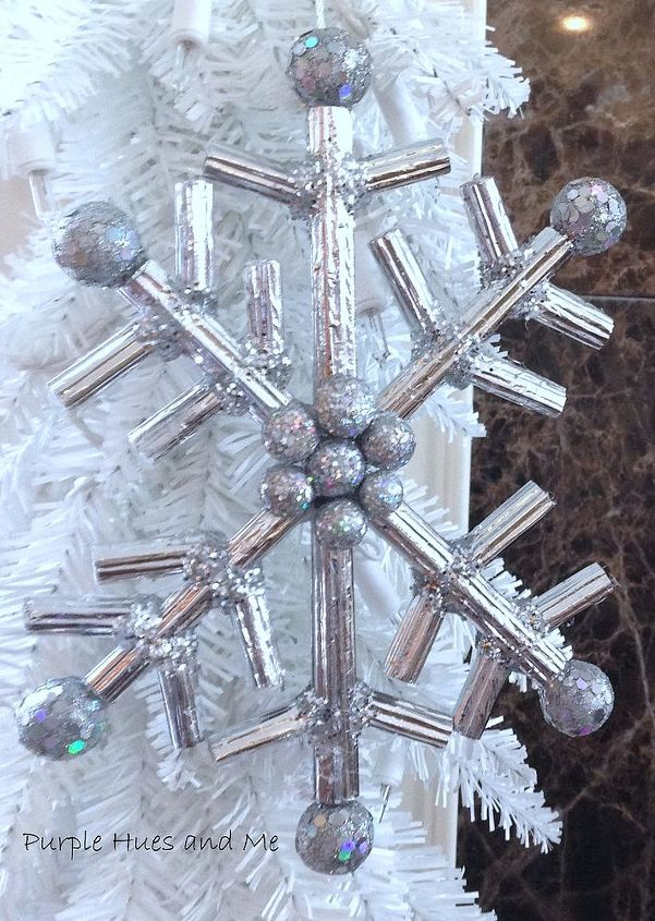 how to make snowflakes out of corrugated paper, christmas decorations, crafts, how to, seasonal holiday decor