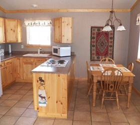 Q What Paint Colors To Pair With Natural Hickory, Home Decor, Kitchen  Cabinets,