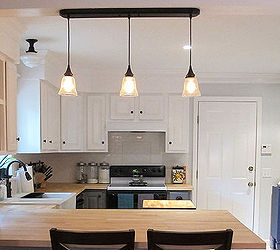 Great Kitchen Redo Ideas Using White Paint, Countertops, Kitchen Backsplash,  Kitchen Cabinets, Kitchen