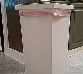 Rolling Trash Can, Kitchen Design, Repurposing Upcycling, Tools