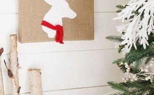 light up deer silhouette, christmas decorations, crafts, seasonal holiday decor