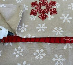 DIY Christmas Pillow Slip-Covers: No-Sew or Low-Sew | Hometalk