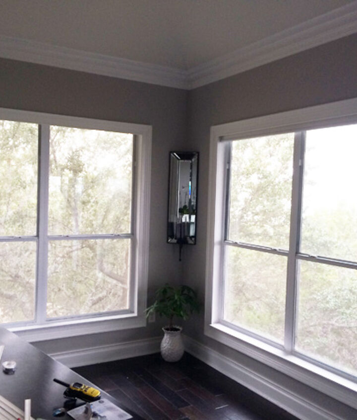 diy window grids mullions, diy, home decor, windows