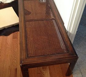 Old coffee table gets a highend upcycle Hometalk