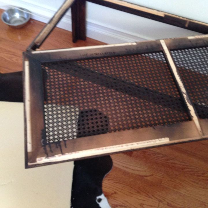 Used Lane Coffee Table: Old Coffee Table Gets A High-end Upcycle