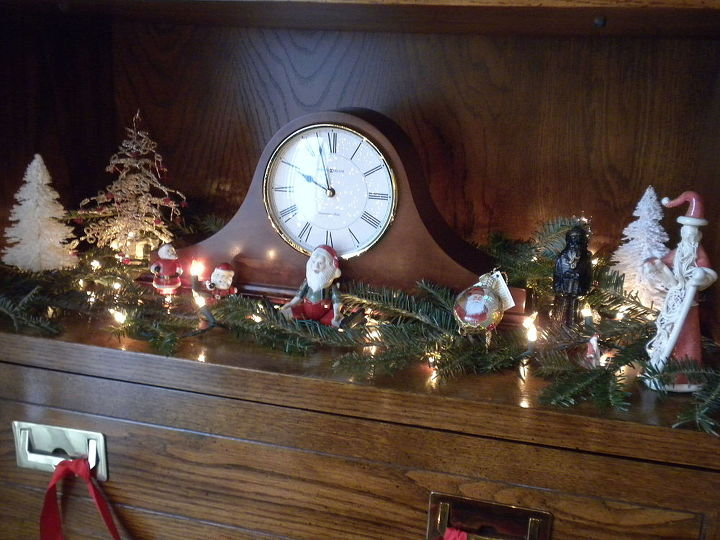 how to make big impact with little things, christmas decorations, seasonal holiday decor