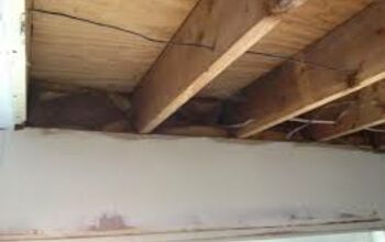 Basement ceiling cover-up