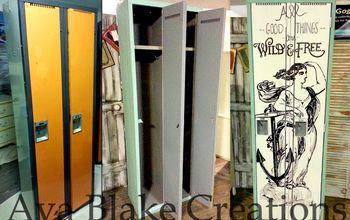 Wild And Free 2 Door Locker Set